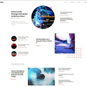 Banshee - News & Magazine WordPress Elementor Template Kit