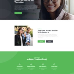 Revirta - Virtual Assistant Business Template Kit