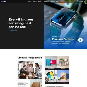 Gild - Agency Template Kit