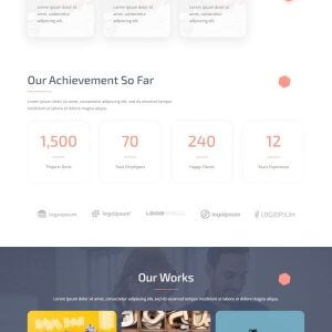 Denaya - Business Agency Elementor Template Kit